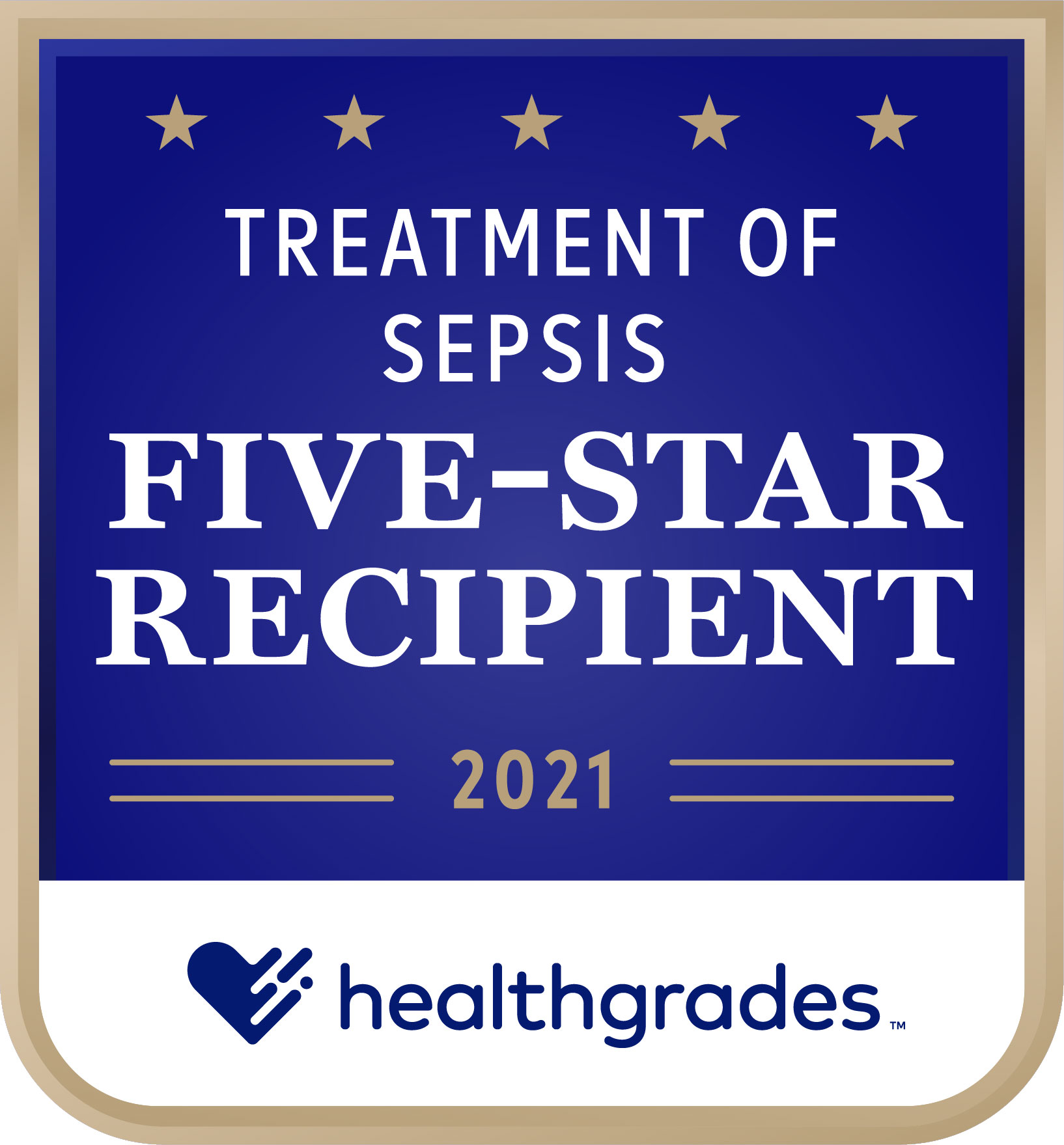 sepsis treatment award